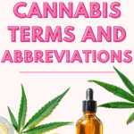 Cannabis Terms and Abbreviations