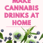 How to Make Cannabis Drinks At Home